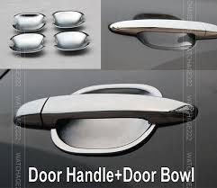 Door handel chrome