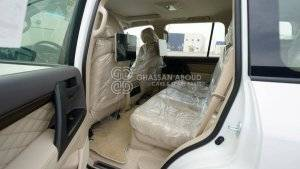 HEADREST DVD LAND CRUISER 2020 MODEL 11120200020